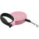Luxury Rhinestone Retractable Dog Leash